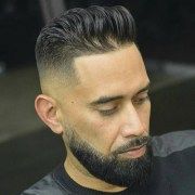 men's hairstyles oval faces