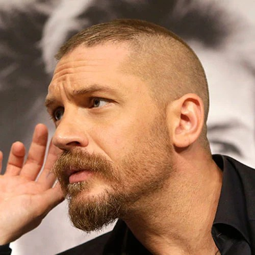 Tom Hardy Haircut Men's Hairstyles Haircuts 2017