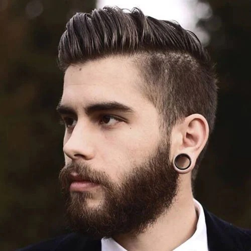 Classy Men S Hairstyles Side Part