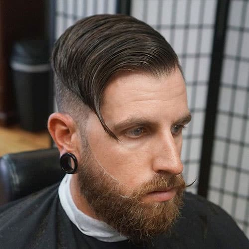 Best Comb Over Fade Hairstyles For Men Men's Hairstyles