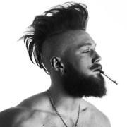 punk hairstyles guys men's