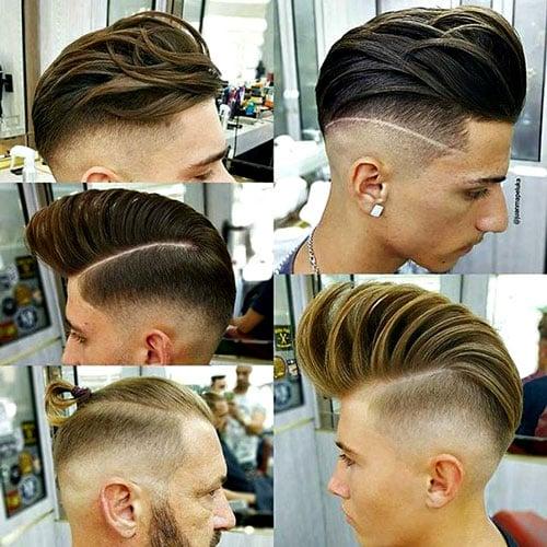 25 Barbershop Haircuts  Mens Hairstyles  Haircuts 2017