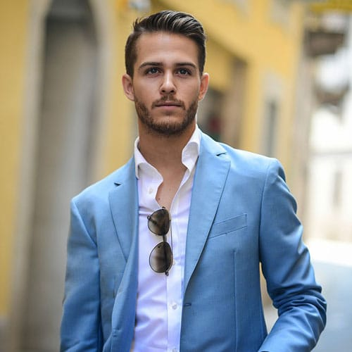 The Gentlemans Haircut Mens Hairstyles Haircuts 2017