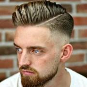 hard part haircut men's hairstyles