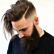 hard part haircut men's hairstyles