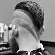 shaped haircut men's hairstyles