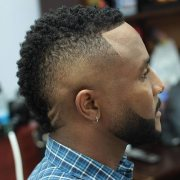 dope haircuts black men