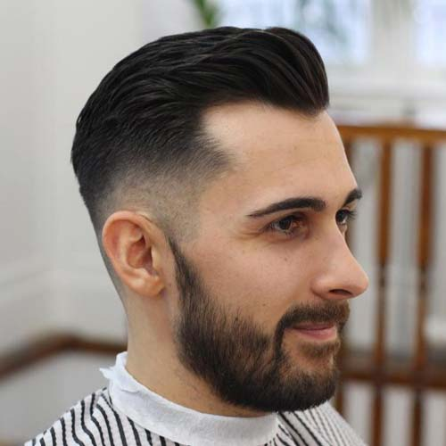 Hairstyles For Balding Men Men's Hairstyles Haircuts 2017