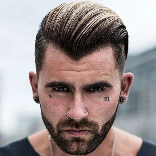 Image Result For Best Mens Hairstyles For Receding Hairlines