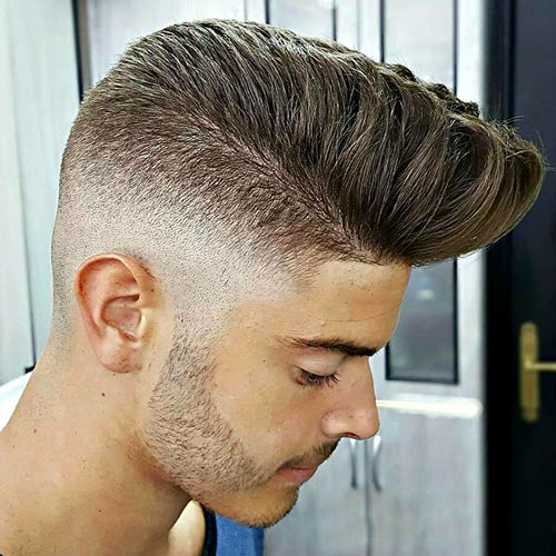 Hairstyles Latest Trends 2018 For Men And Boys