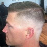 marine haircuts men