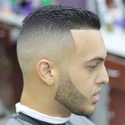 edge fade haircut - haircuts