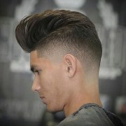 hairstyles men with straight