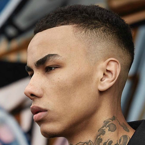 The French Crop Haircut Mens Hairstyles Haircuts 2017