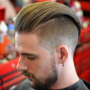 slicked undercut hairstyles