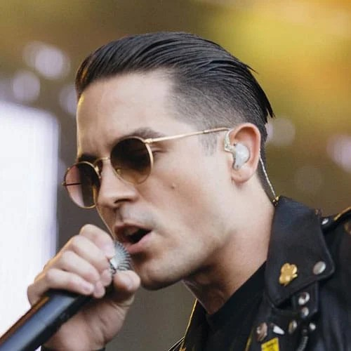 G Eazy Hairstyle Mens Hairstyles Haircuts 2017