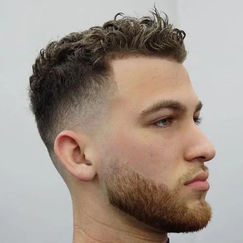 The Shadow Fade Haircut  Mens Hairstyles  Haircuts 2019