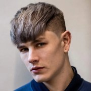 men fringe hairstyles