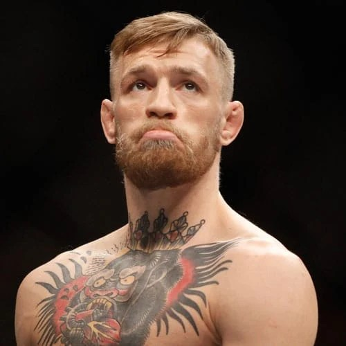 The Conor McGregor Haircut  Mens Hairstyles  Haircuts 2019