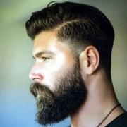 beard fade - cool faded