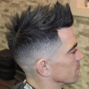 mexican mohawk hairstyles