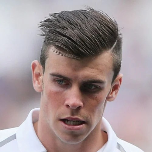 The Gareth Bale Haircut