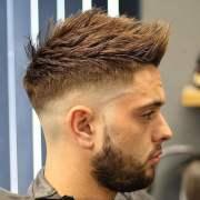 faux hawk fohawk haircuts