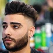 tape haircut men's hairstyles