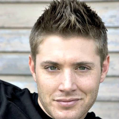 Jensen Ackles Haircut Dean Winchester Hair Men's Hairstyles
