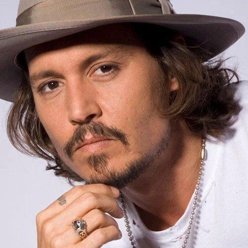 Johnny Depp Hairstyles Mens Hairstyles Haircuts 2019