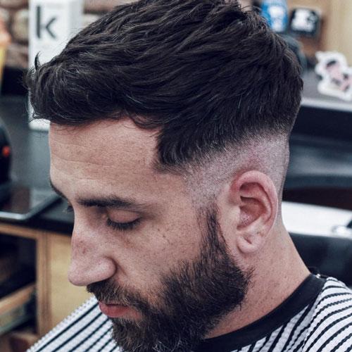 Tape Up Haircut Mens Hairstyles Haircuts 2019