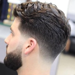 Barber Shave Diagram Entity Relationship Inventory Beard Fade - Cool Faded Styles