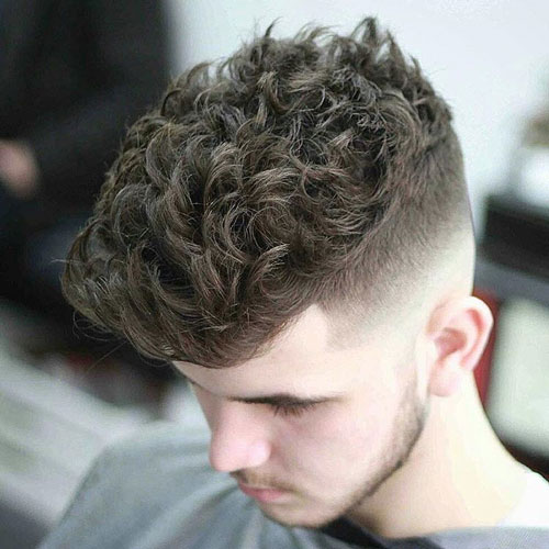 The Razor Fade Haircut  Mens Hairstyles  Haircuts 2019