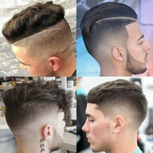 Tape Up Haircut  Mens Hairstyles  Haircuts 2019