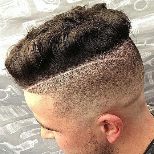 The Tape Up Haircut Mens Hairstyles Haircuts 2017