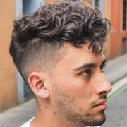 curly hair undercut 2019 guide