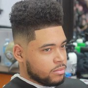 curly hair fade 2019 guide