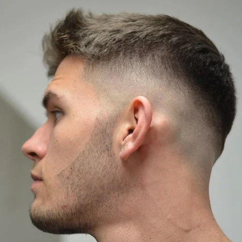Image Result For Fade Haircut Long On Top