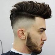 temp fade haircut - top 21