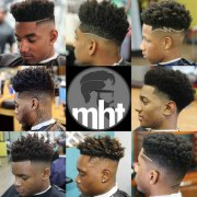high top fade haircut men's hairstyles