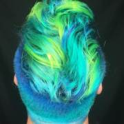 merman hair - 21 guys with colored