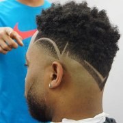 temp fade haircut - top 21