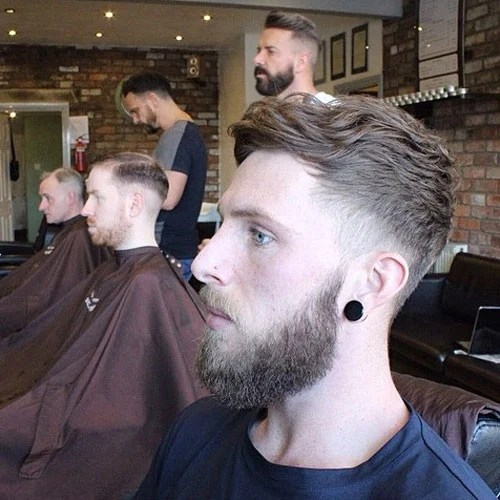 Best Haircuts For Curly Hair Men 2019 Guide