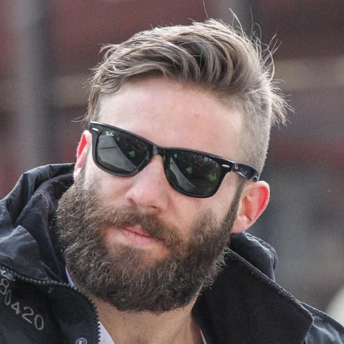 Julian Edelman Haircut 2019  Mens Hairstyles  Haircuts 2019