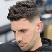 mid fade haircut men's hairstyles