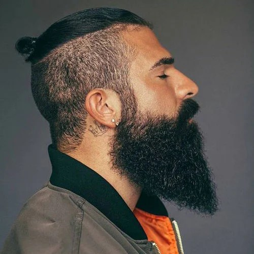 Full Beard Styles 2017 Mens Hairstyles Haircuts 2017