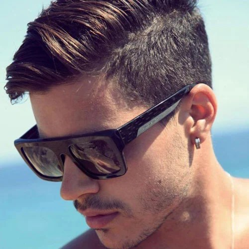 Growing Out An Undercut For Men  Mens Hairstyles  Haircuts 2019