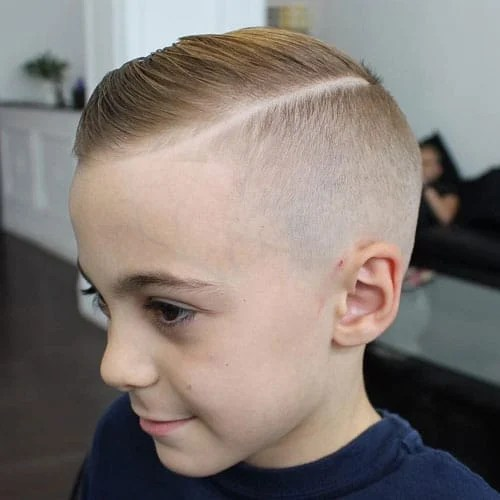Colorful Hair Removal Under Haircuts For Boys Great