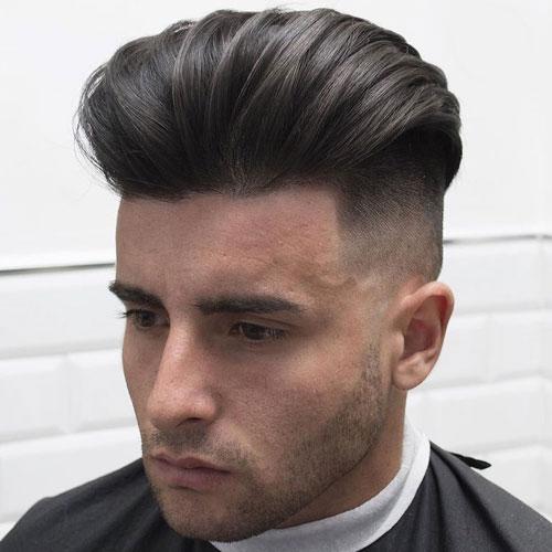 How To Slick Back Hair Mens Hairstyles Haircuts 2017