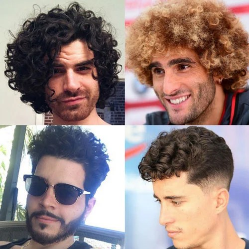 15 Best Jewfro Hairstyles For Men 2019 Guide